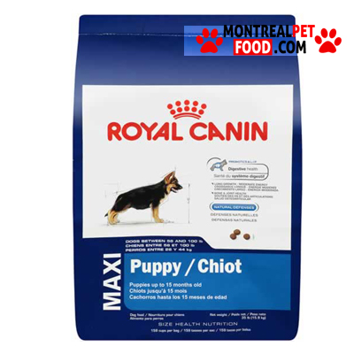 Royal Canin Maxi Puppy Montreal Pet Food