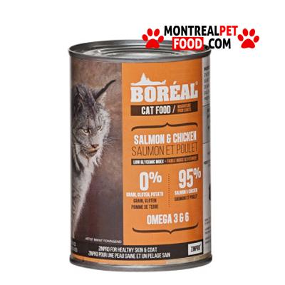 Boreal Chicken Cat Food