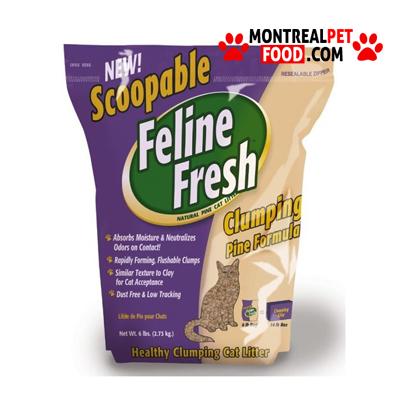 feline_fresh_clumping_pine_litter