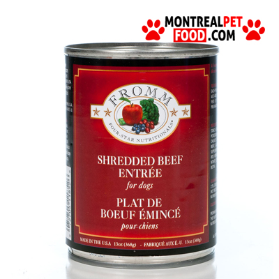 fromm_canned_dog_food_shredded_beef