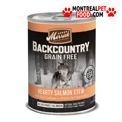 Reviews Merrick Canned Dog Food
