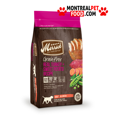 Merrick Dog Food Made In Usa