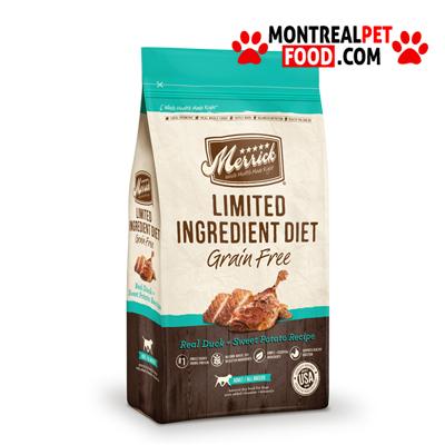 Merrick Brand Dog Food