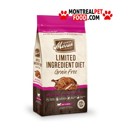 Merrick Limited Ingredient Cat Food Turkey