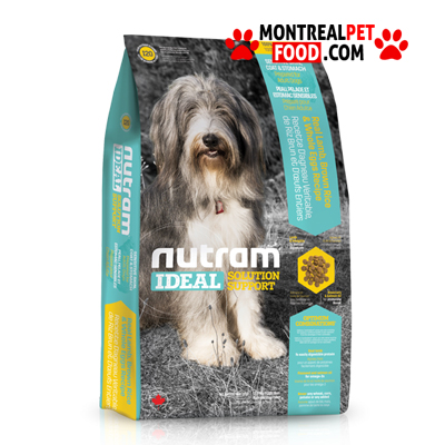 nutram_ideal_I20_dog_Sensitive_Skin_Coat_Stomach