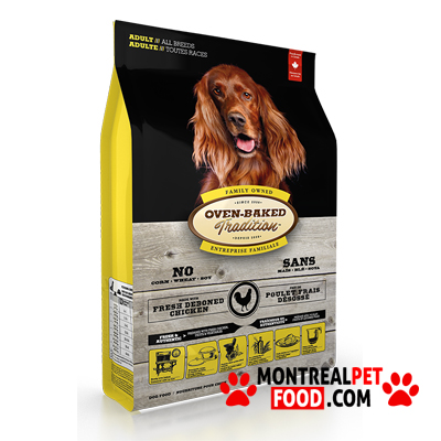 Oven Baked Dog Food Canada
