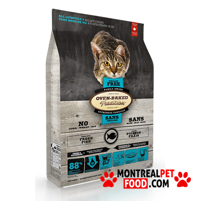 Oven Baked Tradition Cat Food Review