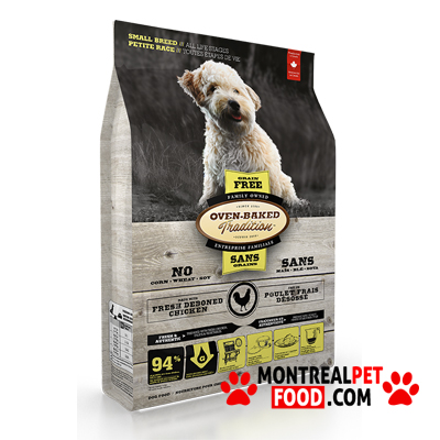 Oven Baked Grain Free Dog Food