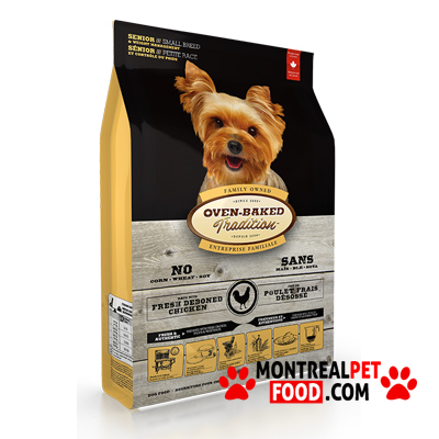 Baked Dog Food Canada