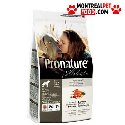pronature_holistic_adult_dog_turkey_cranberries