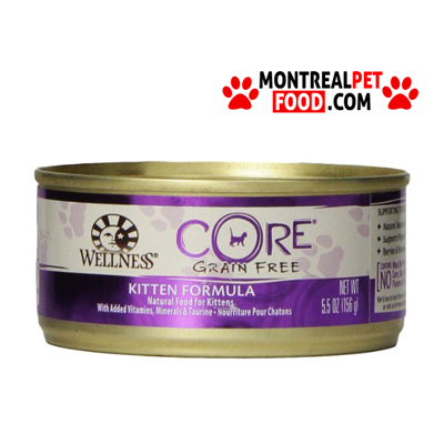 Wellness Core Canned Cat Food Kitten Montreal Pet Food
